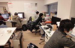2010年 研究室の様子