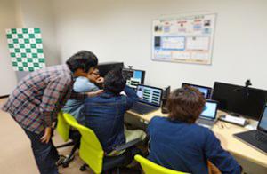 通信ネットワークのプロトコル解析の実験装置